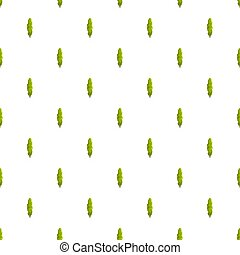 Poplar tree pattern seamless