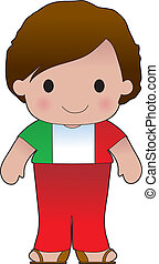 Poppy Italian Boy