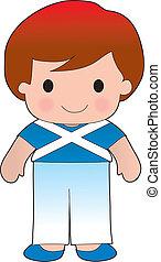 Poppy Scotland Boy