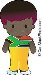 Poppy South Africa Boy
