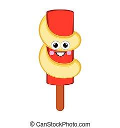 Popsicle ice cream