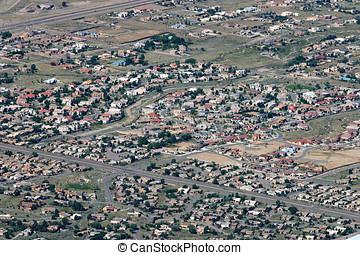 Populated Urban Desert