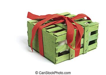 popurrí, regalo, paquete