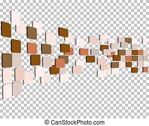 poráka grafické pozadí