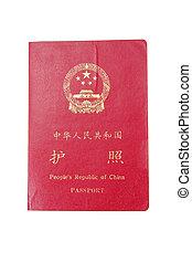 porcelaine, passeport
