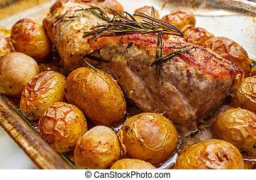 Pork Tenderloin Rosemary - Honey mustard roast pork ...