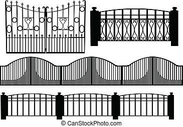 portão, 2