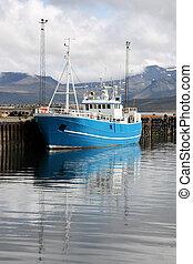 port, bateau
