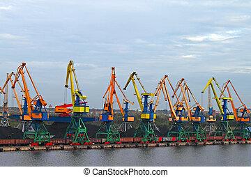 port, cargaison
