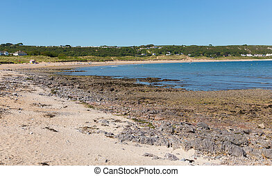 Port Eynon Bay The Gower Peninsula