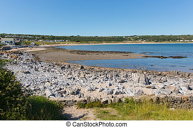 Port Eynon Bay The Gower Wales