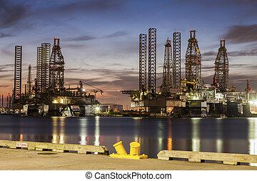 port, galveston