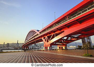 Port Island, Kobe, Japan