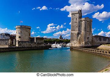 Port La Rochelle, Charentes Maritimes, France