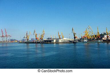 port maritime