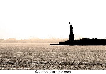 port, new york
