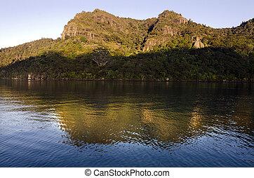 port, nouveau, whangaroa, zélande