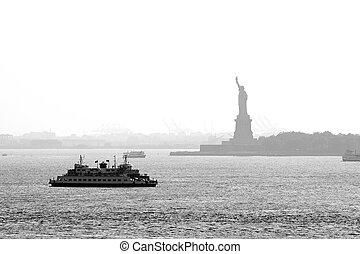 port, nowy york