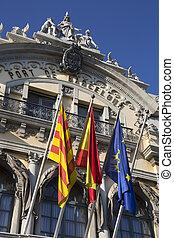 Port of Barcelona - Barcelona - Spain