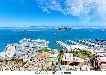 Port of San Francisco at The Embarcadero