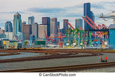 Port of Seattle District