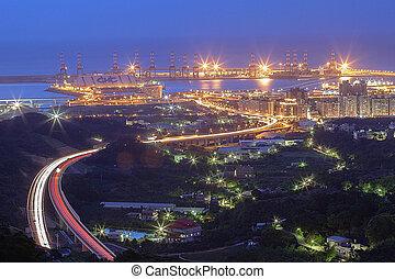 Port of Taipei