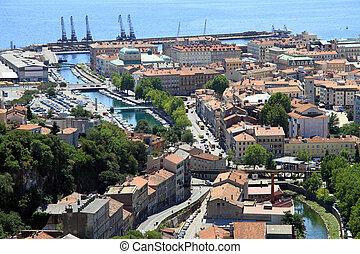 Port Rijeka