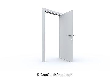 porta, abertura