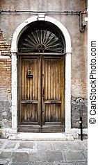 porta, antigas