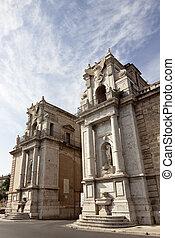 Porta Felice quater - Porta Felice is one of the main gates...