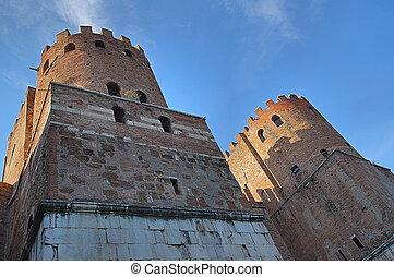 Porta San Sebastiano in Rome