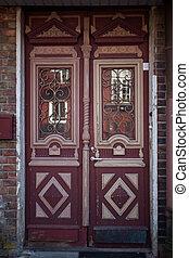 porta, vilnius, ornate