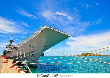portaaviones, acorazado