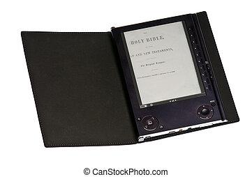 Portable book reader
