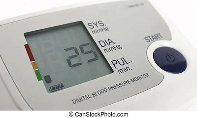 Portable device - Measuring blood pressure