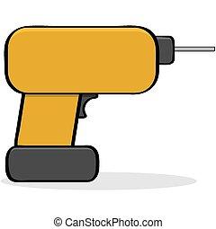 Portable drill