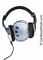 Headphones and player-a set of personal music