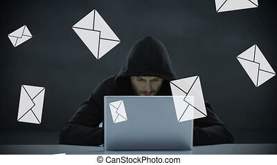 portable utilisation, pirate informatique