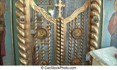 portail, autel