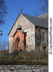 Portal of Halikko Church, Finland