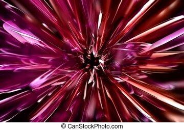 portal, outburst, multi-colored