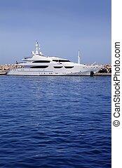 portaler, hamn, hamn, marina, puerto, mallorca, spanien