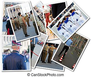 Portcards of Armed forces