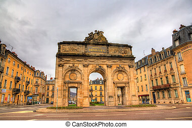 Porte Désilles, a triumphal arch in the French city of Nancy