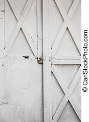 porte, grange