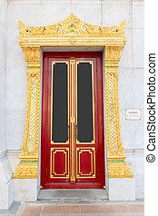 porte, thaï