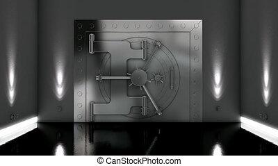 porte voûtée