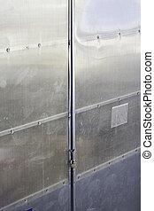 portes métal