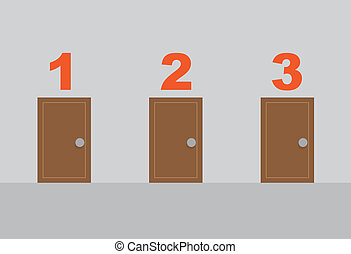 portes, numéroté