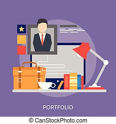 Portfolio Conceptual illustration Design